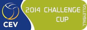 2014 CEV Challenge Cup