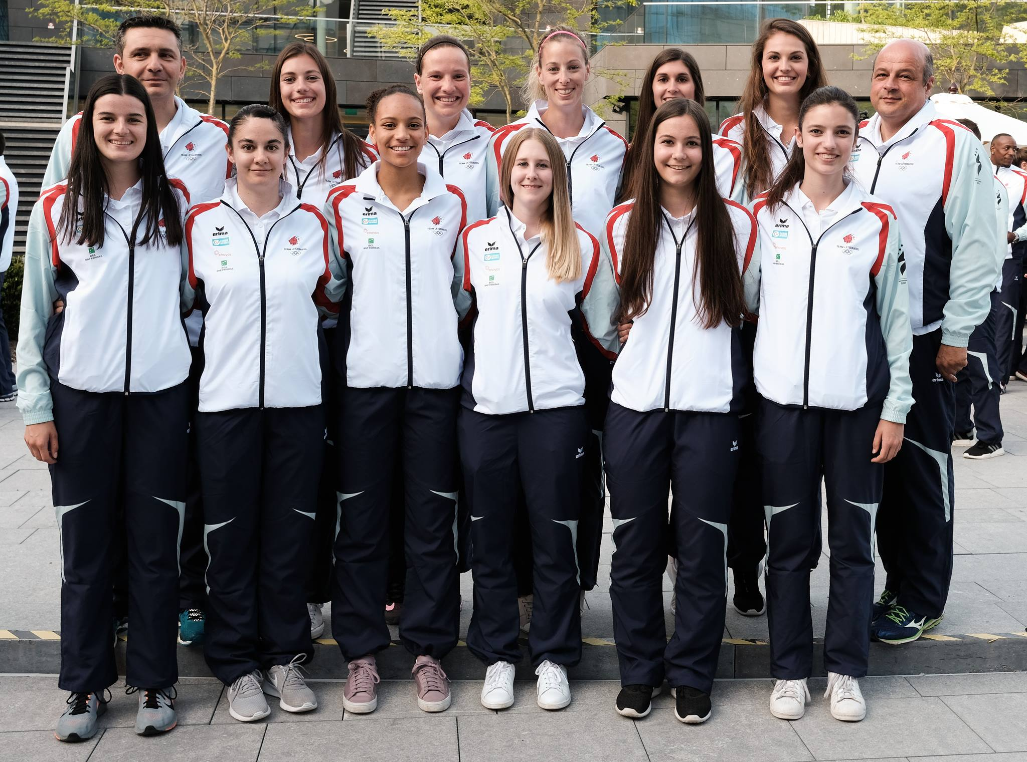 2017 GSSE indoor women